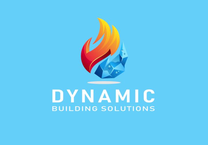 Dynamic Building Solutions by Fourth Dimension Logo