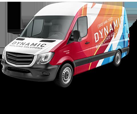 Dynamic Building Solutions | Fourth Dimension Logo