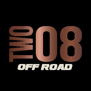 Boise-Logo-Design |TWO 08 OFF ROAD | Fourth Dimension Logo