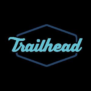 Trailhead in Boise Idaho | Fourth Dimension Logo