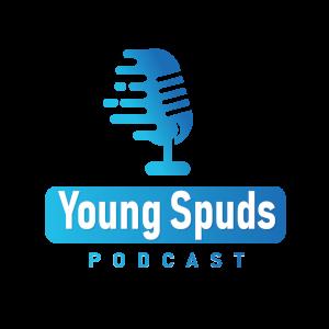 Boise Logo Design - Young Spuds Podcast | Fourth Dimension Logo