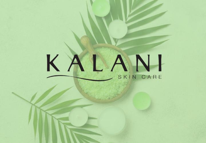 Kalani Skin Care - by Fourth Dimension Logo